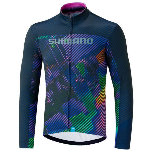Shimano - Team Jersey L/S - Cycling jersey