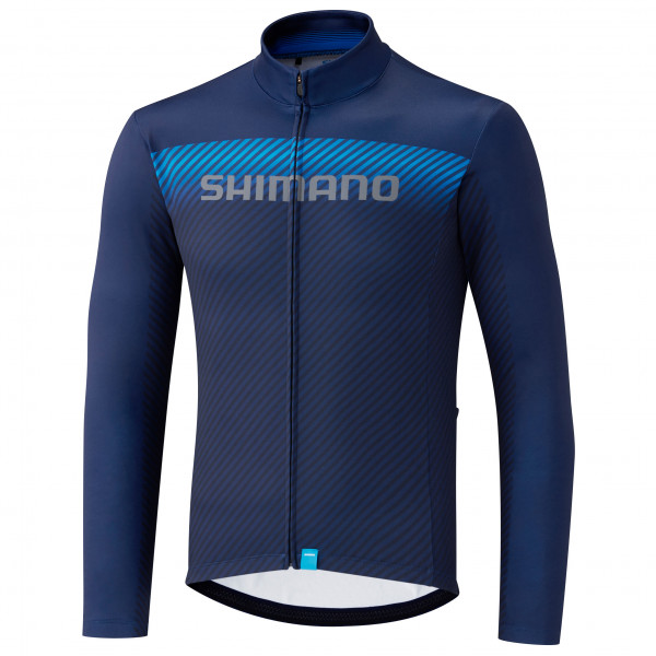 Shimano - Team Jersey L/S - Maillot de cyclisme