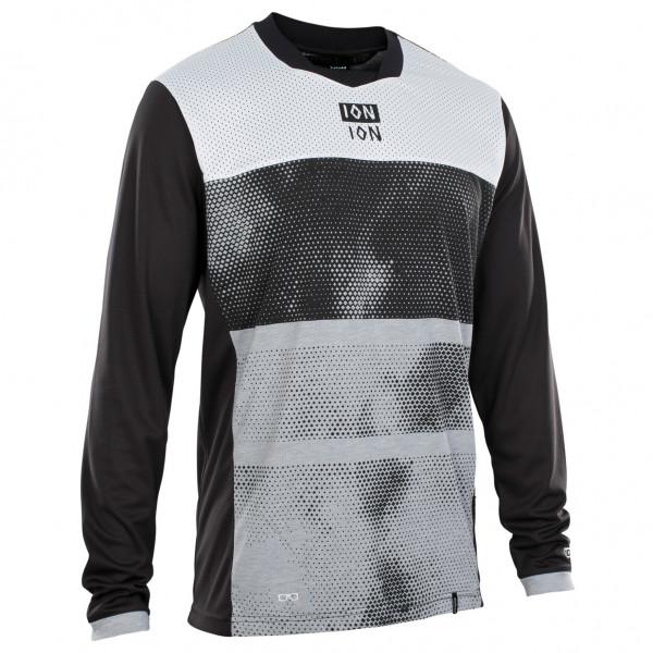 ION - Tee L/S Scrub Amp Meshine - Cycling jersey
