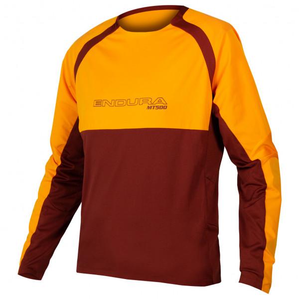 Endura - MT500 Burner Trikot II L/S - Fietsshirt