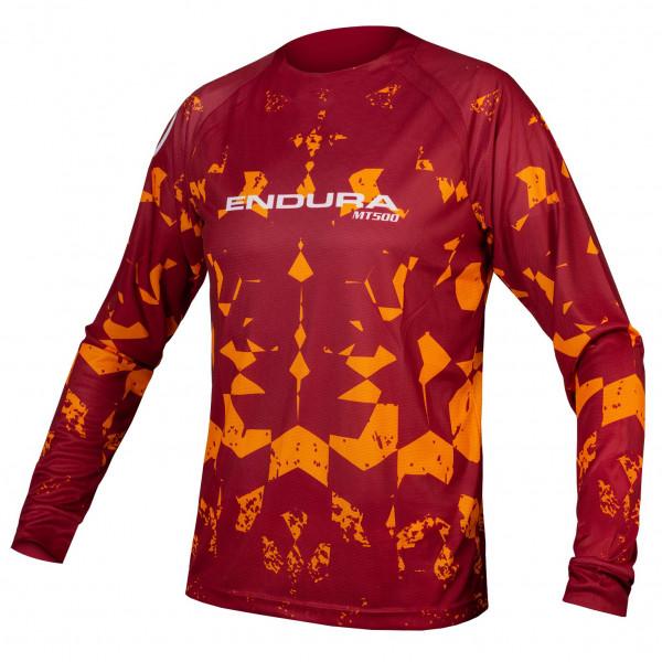 Endura - MT500 Kali T-Shirt LTD Langarm - Cycling jersey