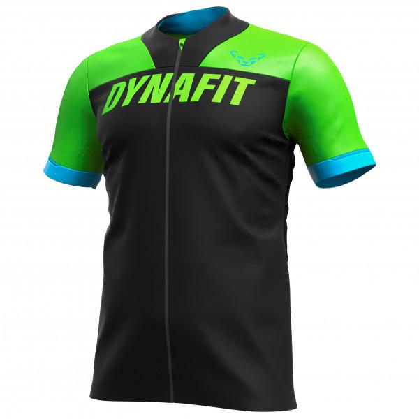 Dynafit - Ride S/S FZ Tee - Cykeljersey