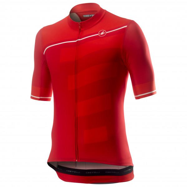 Castelli - Trofeo Jersey - Cykeltrikå