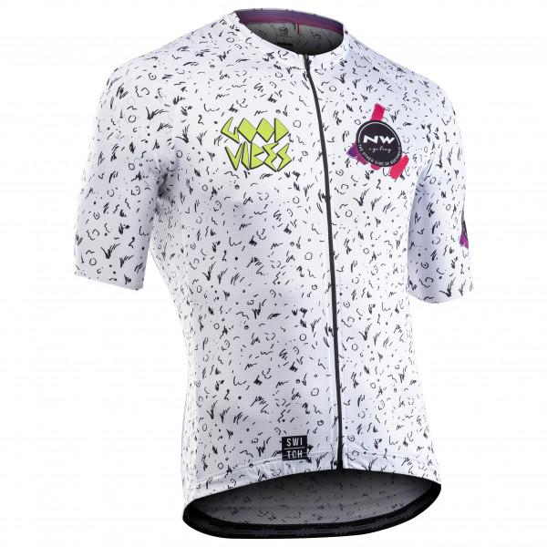 Northwave - Vibes Jersey Short Sleeves - Cykeltrikå
