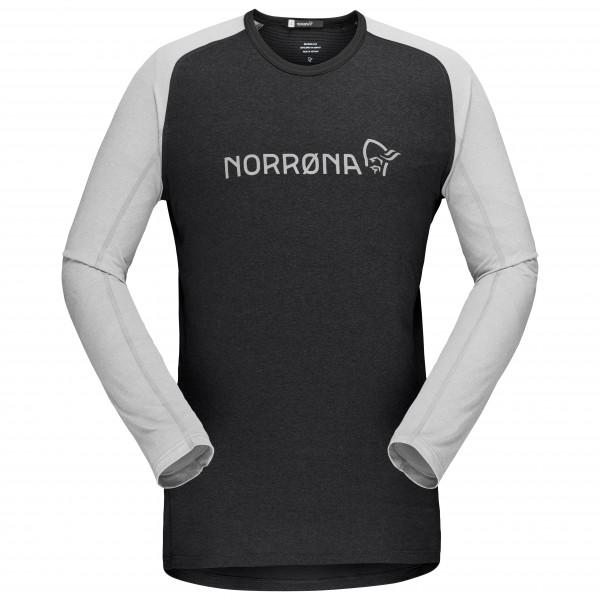 Norrøna - Fjørå Equaliser Lightweight Long Sleeve - Cycling jersey