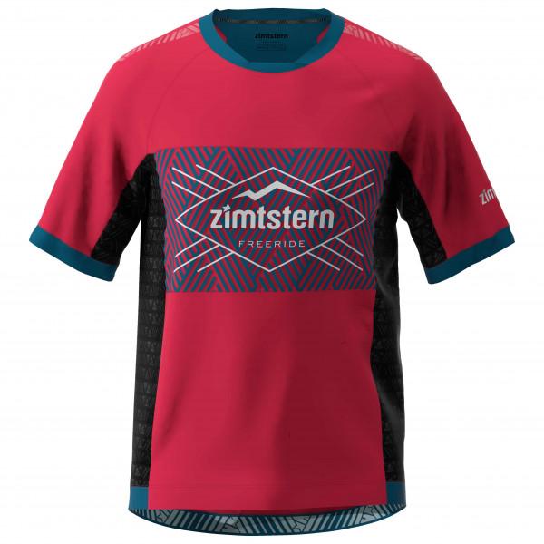 Zimtstern - Techzonez Shirt S/S - Pyöräilypusero