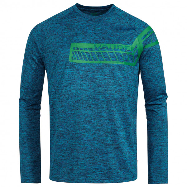 Vaude - Moab L/S Shirt V - Velotrikot