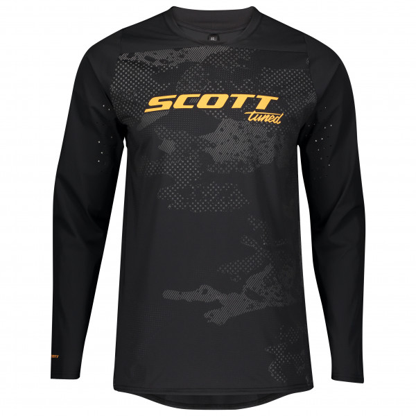Scott - Trail Shirt Tuned L/S - Velotrikot