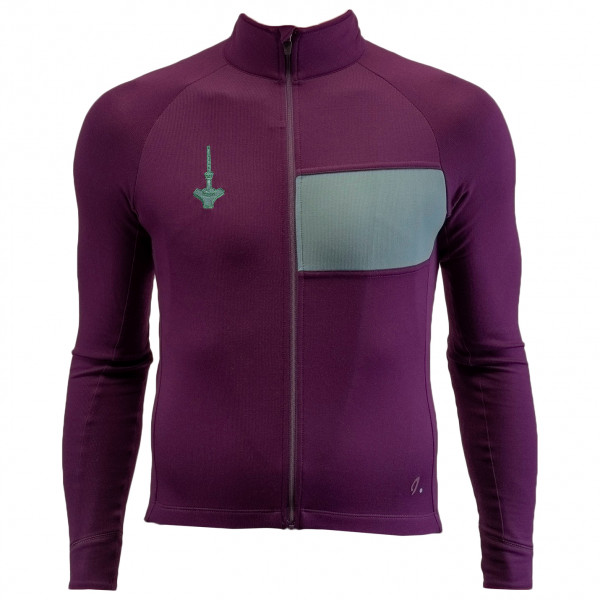 Isadore - Jeseniky Adventure Long Sleeve Jersey - Maillot de cyclisme