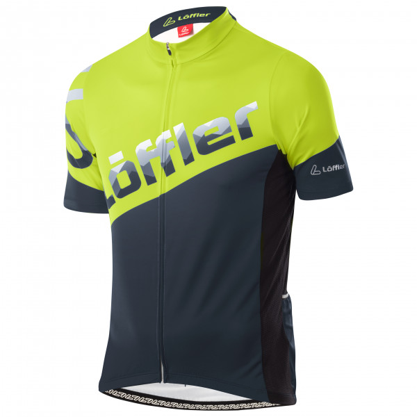 Bike Jersey Full-Zip Messenger - Cycling jersey