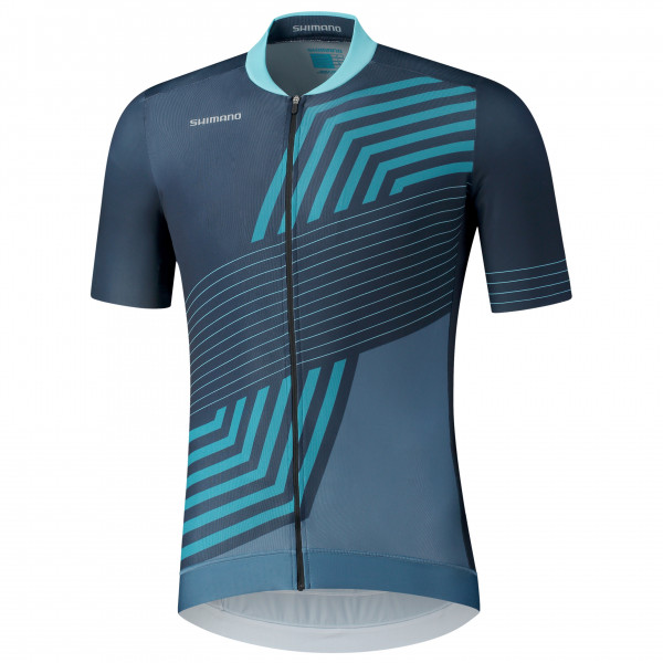 Shimano - Kita S/S Zip Jersey - Cycling jersey
