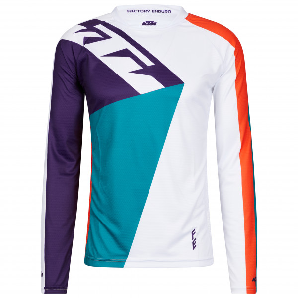 KTM - Factory Enduro Shirt Longsleeve - Radtrikot