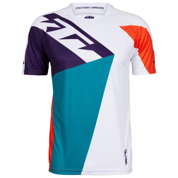 Factory Enduro Shirt Shortsleeve - Cycling jersey