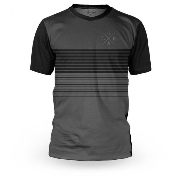 Basic Stripe -S - Cycling jersey
