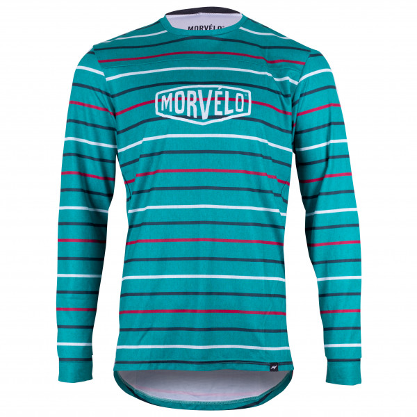 Morvélo - Long Sleeve MTB Jersey - Radtrikot