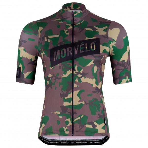 Morvélo - Standard Short Sleeve Jersey - Pyöräilypusero
