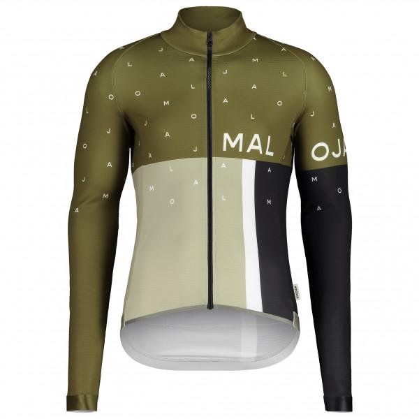 Maloja - PushbikersM. 1/1 - Fietsshirt