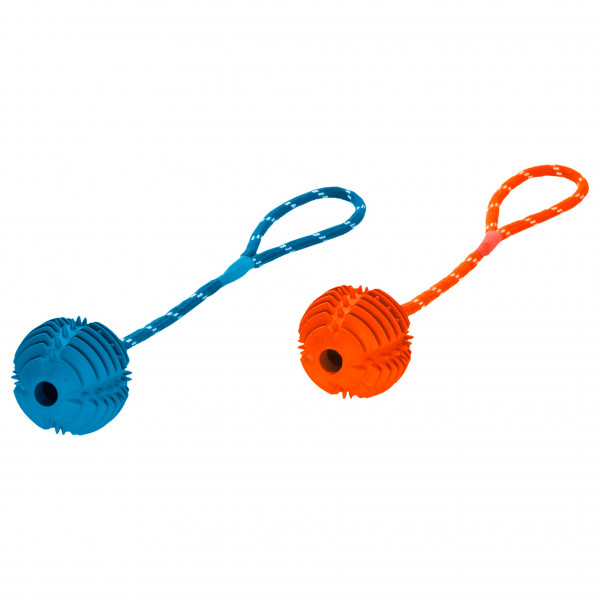 Hunter - Dog Toy Training Tooth Ball with Rope - Hundezubehör