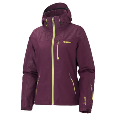Marmot - Women's Verbier Insulated Jacket - Hardshelljacke
