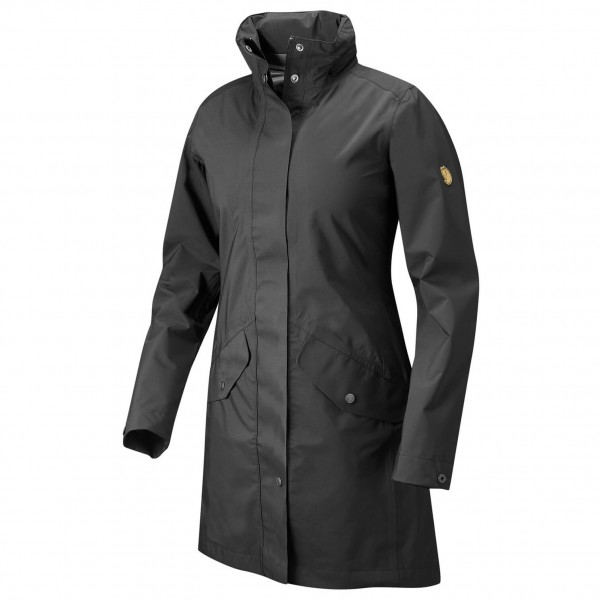 Fjällräven - Women's Eco-Travel Jacket - Hardshellmantel