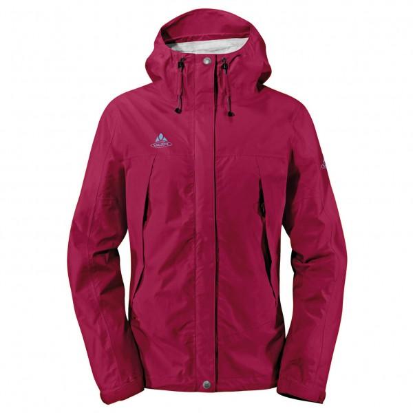 Vaude - Women's Ortler Jacket - Regnjakke