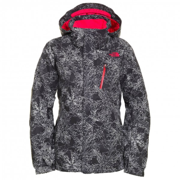 The North Face - Women's Snow Cougar Print Jacket - Skijacke