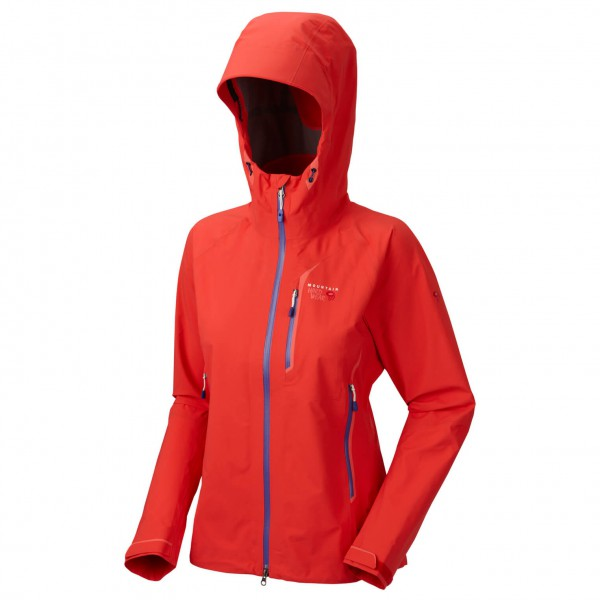 Mountain Hardwear - Women's Spinoza Jacket - Hardshelljacke
