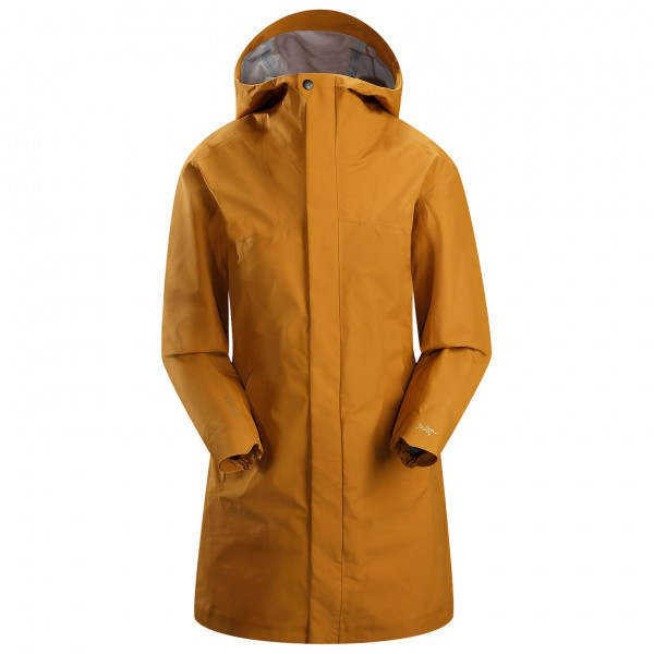 Arc'teryx - Women's Codetta Long Coat - Hardshellmantel