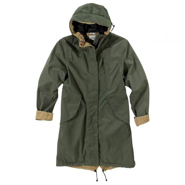 Didriksons - Women's Märta Parka - Rain coat