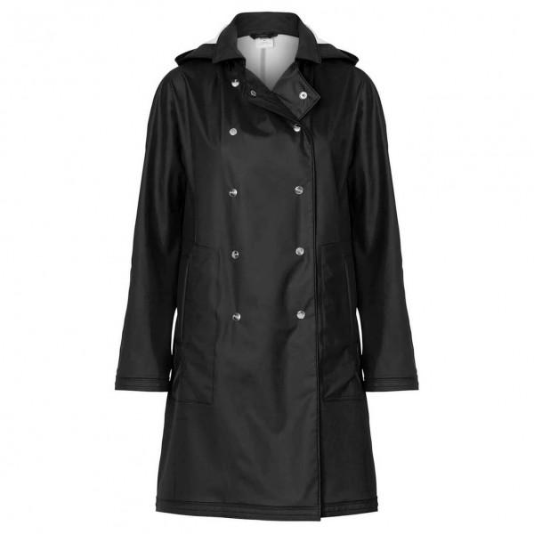 66 North - Women's Laugavegur Raincoat - Lang jakke