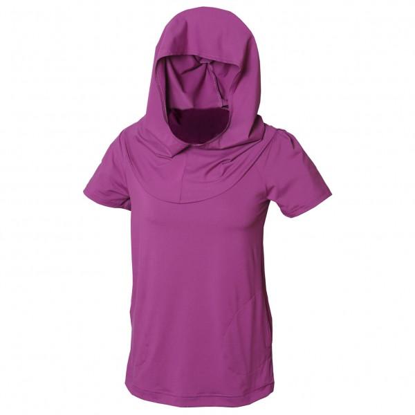 66 North - Women's Atli Short Sleeve Hooded Top - T-paidat