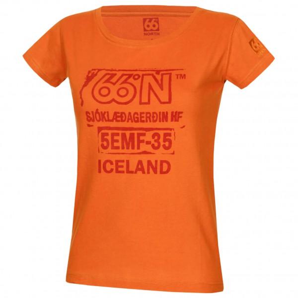 66 North - Women's Logn T-Shirt 5EMF - T-shirt
