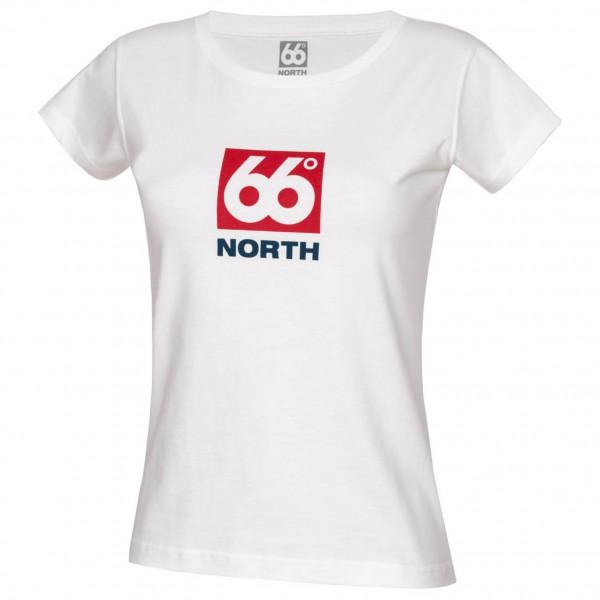 66 North - Women's Logn T-Shirt 66 Box - T-paidat