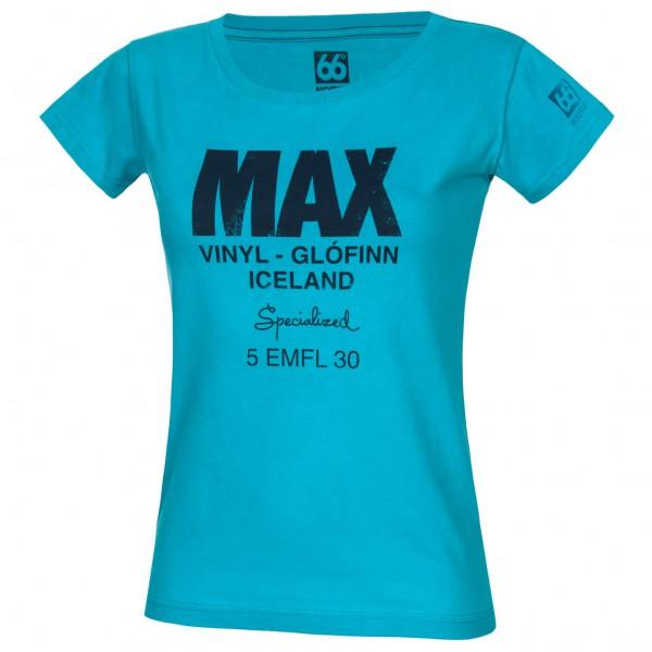 66 North - Women's Logn T-Shirt Max - T-paidat