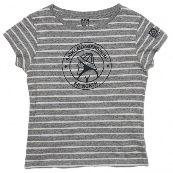 66 North - Women's Logn T-Shirt Since 1926 - T-Shirt