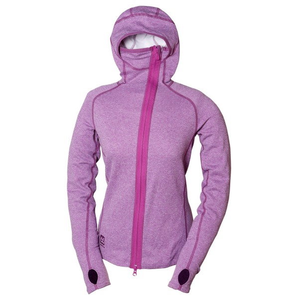 66 North - Women's Vik Hooded Sweater Ltd Ed. - Fleecejacke