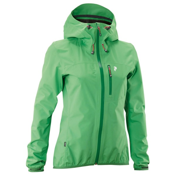 Peak Performance - Women's Pace Jacket - Hardshelljack