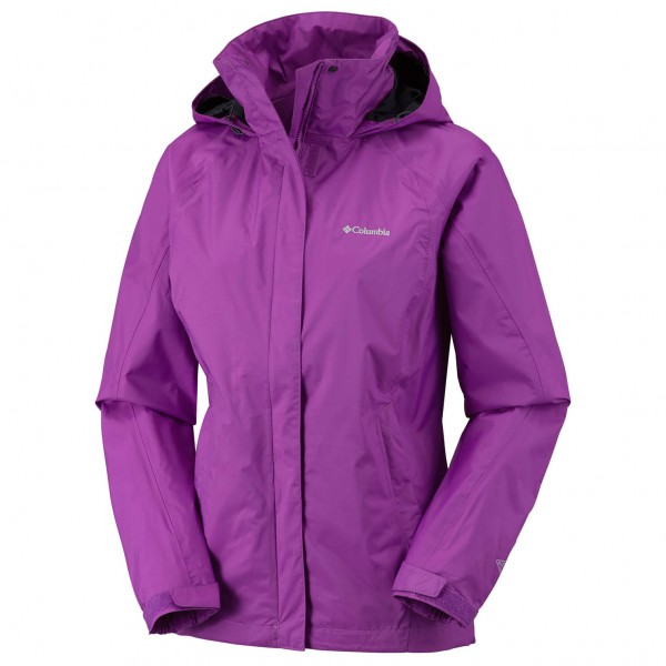 Columbia - Women's Venture On II Jacket - Hardshelljack