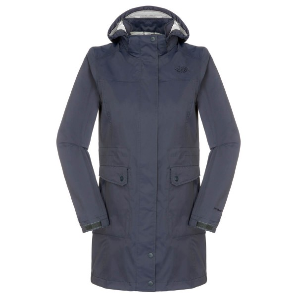The North Face - Women's Quiana Rain Jacket - Mantel