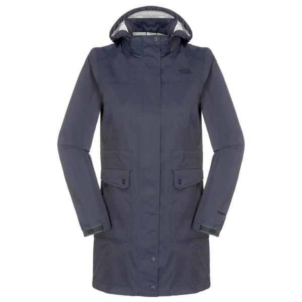 The North Face - Women's Quiana Rain Jacket - Pitkä takki