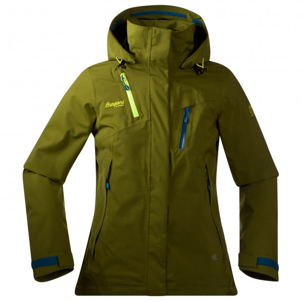 Bergans - Tyin Insulated Lady Jacket - Hardshelljack