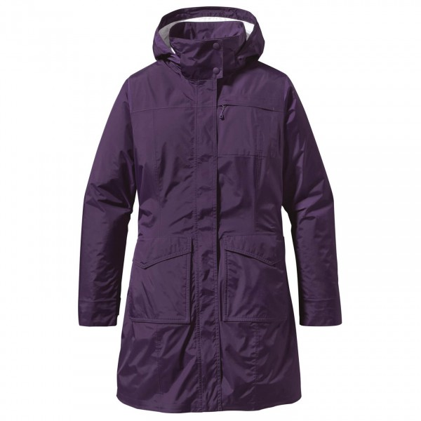 Patagonia - Women's Torrentshell City Coat - Manteau