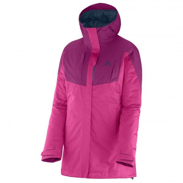 Salomon - Women's Cyclone Trekking Jacket - Veste hardshell