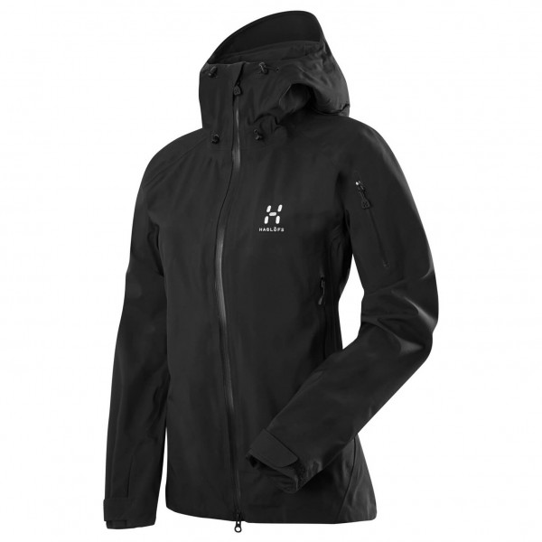 Haglöfs - Roc Fiction Q Jacket - Hardshell jacket
