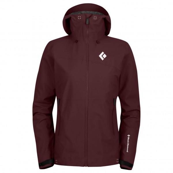 Black Diamond - Women's Sharp End Shell - Hardshell jacket