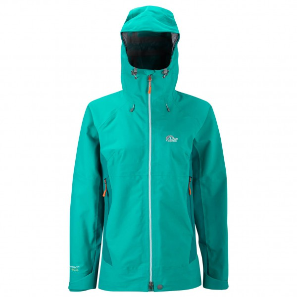 Lowe Alpine - Women's Grand Teton Jacket - Hardshelltakki