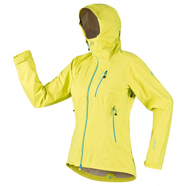R'adys - Women's R1W Light Tech Jacket - Hardshelltakki