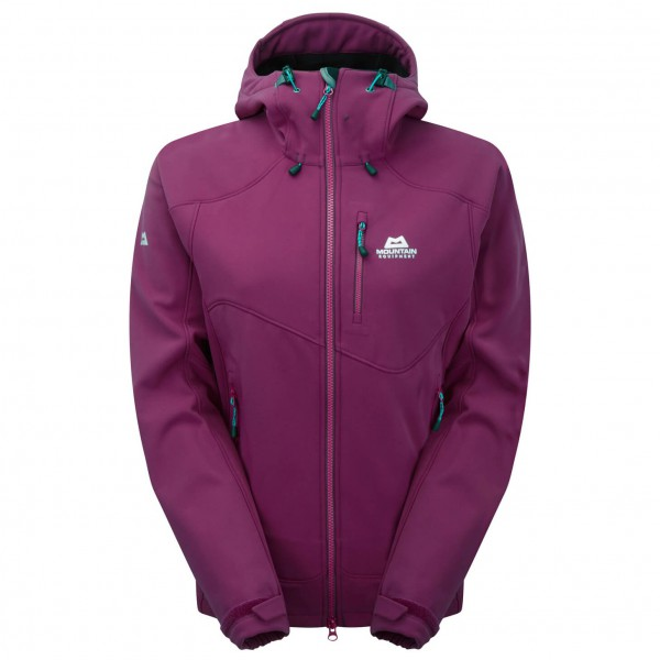 Mountain Equipment - Women's Vulcan Jacket - Softshelljack