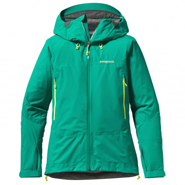 Patagonia - Women's Super Cell Jacket - Hardshelljack