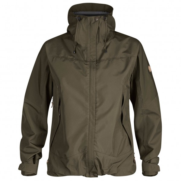 Fjällräven - Women's Eco-Trail Jacket - Hardshelljack